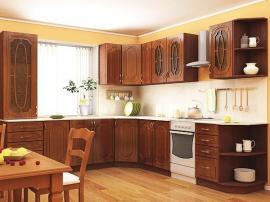 Кухня  Катя  кедр